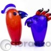 glazen papegaai,