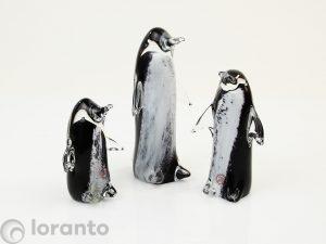 glazen pinguïn