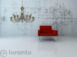 Design kroonluchter loranto lighting