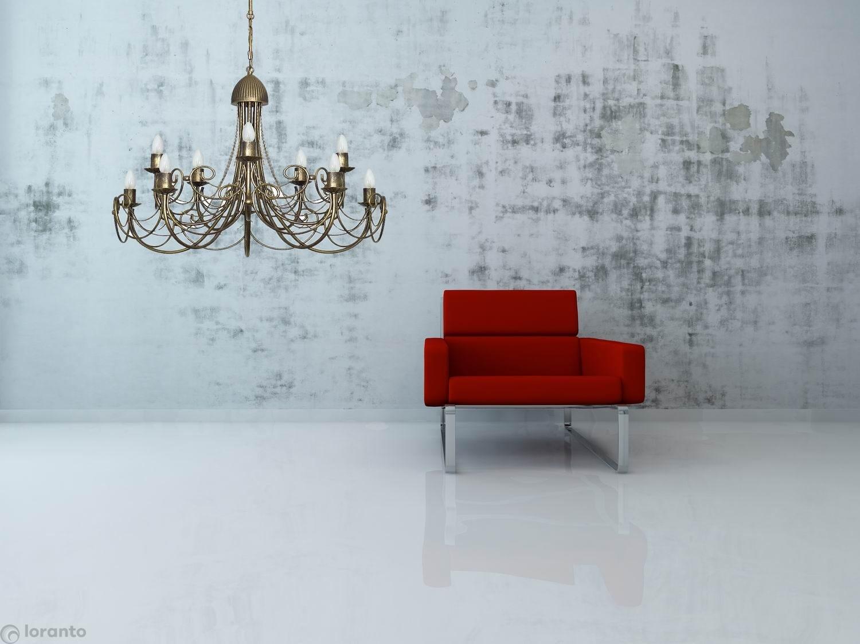Design kroonluchter loranto lighting
