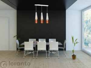 Design lamp loranto