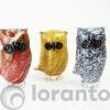 Glazen uilen van Loranto