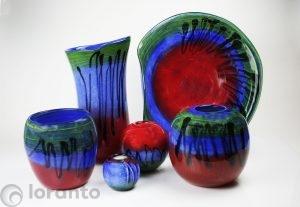 loranto vazen kleur