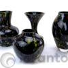 Vazen Zwart en Kleur