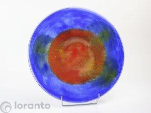 Schaal blauw Loranto