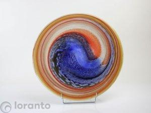 Gekleurde vazen van Loranto