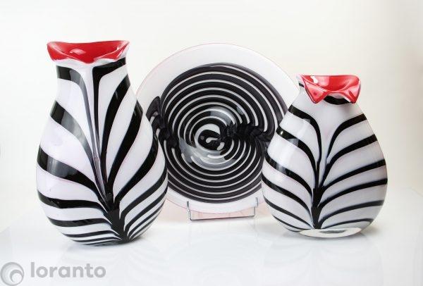 zebra vazen