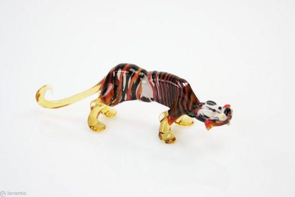 glazen tijger
