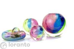 Glazen Objecten Regenboog