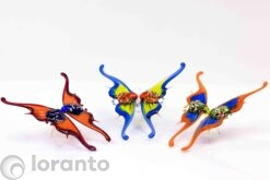 glazen vlinders