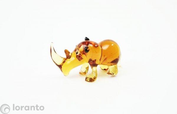 gouden neushoorn