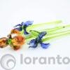 blauwe iris