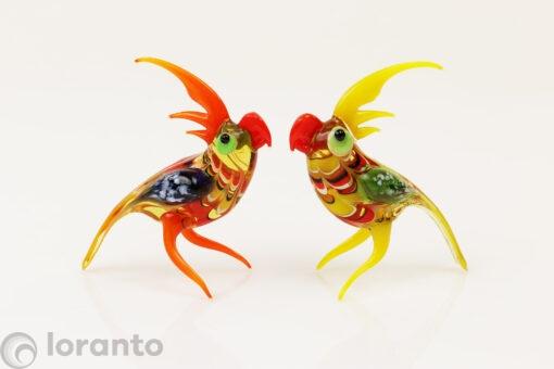 papegaai beeldje