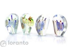 Glasobject Tulp boheems kristal
