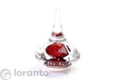 Ozzaro object tol bubbel rood