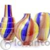 Rainbow set van glas